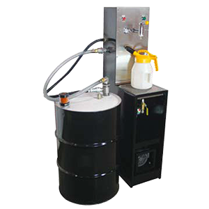Item os 55 dws 55 gallon drum work station on for 55 gallon motor oil prices