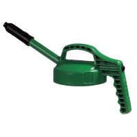Oil Safe Stretch Spout Green