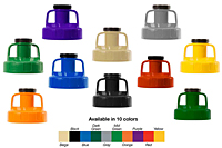 Oil Safe Utility Lids Colorbar