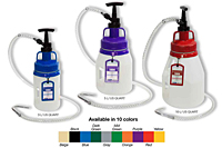 Oil Safe Utility Standard Family Colorbar