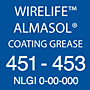 Wirelife™ Almasol® Coating Grease 451-453