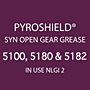 Pyroshield® Syn Open Gear Grease 5100-5180-5182