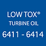 Low Tox® Turbine Oil 6411-6414