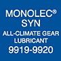 Monolec® Syn All-Climate Gear Lubricant 9919-9920