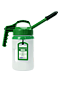 OilSafe Stretch Spout 3 Liter Green