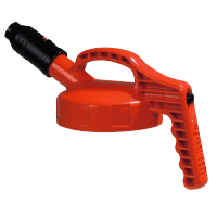 Oil Safe Stumpy Spout Lid Red