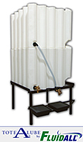 Tote-A-Lube® Poly Tank Lubricant Storage Systems (2-180 Gallon)