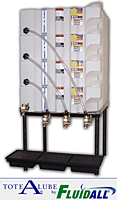 Tote-A-Lube® Poly Tank Lubricant Storage Systems