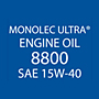 Monolec Ultra® Engine Oil 8800