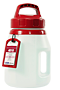 OilSafe Storage Lid 5 Liter Red