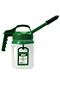 OilSafe Stretch Spout 2 Liter Green