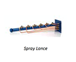 Xport Open Gear Spray Lance Options (Large systems) 3